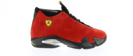 Fake Jordan 14 Retro Challenge Red
