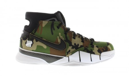 Nike Kobe 1 Protro Undefeated Camo
