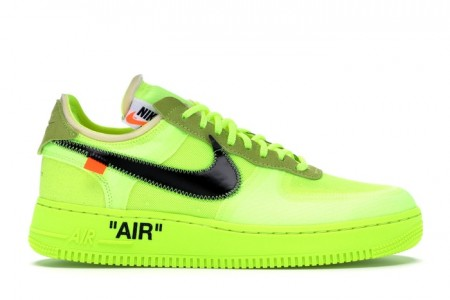 Fake Force 1 Low Off-White Volt