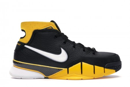 Nike Kobe 1 Protro Black Maize