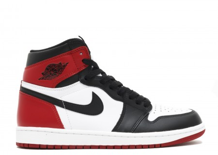 Fake Jordan 1 Retro Black Toe (2016)