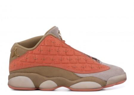 Fake Jordan 13 Retro Low Clot Sepia Stone