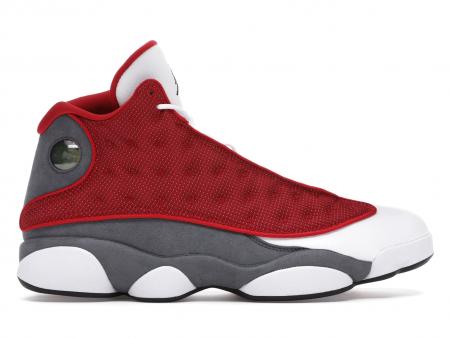 Fake Jordan 13 Retro Gym Red Flint Grey