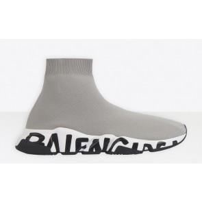 Balenciaga Graffiti Speed Sneaker
