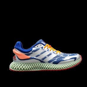 Adidas Alphaedge 4D Blue Orange