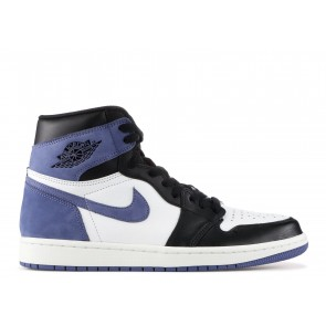 Fake Jordan 1 Retro High Blue Moon