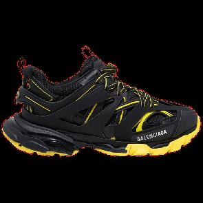 Balenciaga Track Sneaker Black Yellow