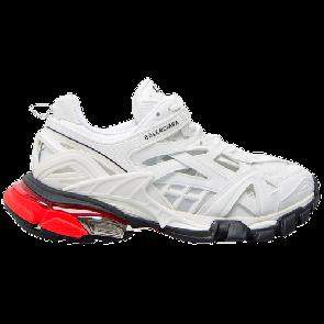 Balenciaga Track Trainer White Red