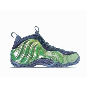 "Nike Fake Foamposite One ""Metallic Green"""