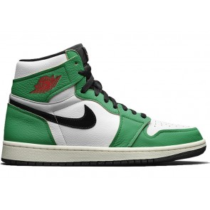 Fake Jordan 1 Retro High Lucky Green