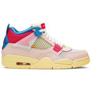 Fake Jordan 4 Retro Union Guava Ice