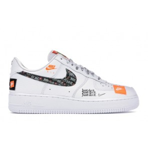 Fake Force 1 Low Just Do It Pack White/Black
