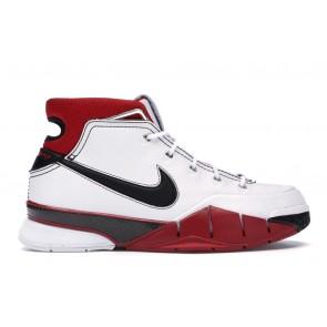 Nike Kobe 1 Protro White Black Red (All Star)