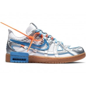Nike Fake Rubber Dunk Off-White UNC